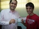 Intercambista Eduardo - Bolsa Sebastião de Oliveira - Agosto/2010